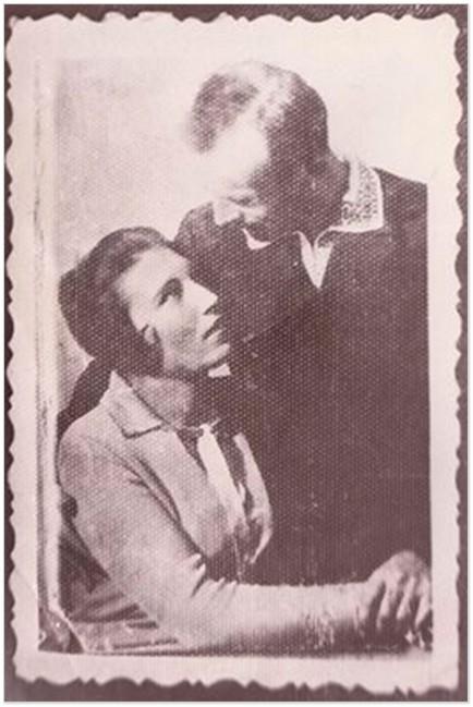 Подружжя Сава Божко та Марія Гаркуша
