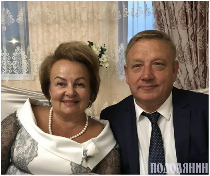 Дзвенислава і Яків Цуглевичі
