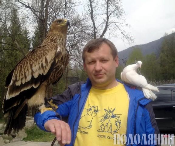 Василь СЕНЮК, секретар Кам'янець-Подільської міськради