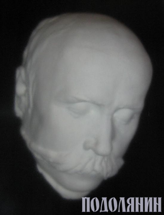 Посмертна маска Тараса Шевченка