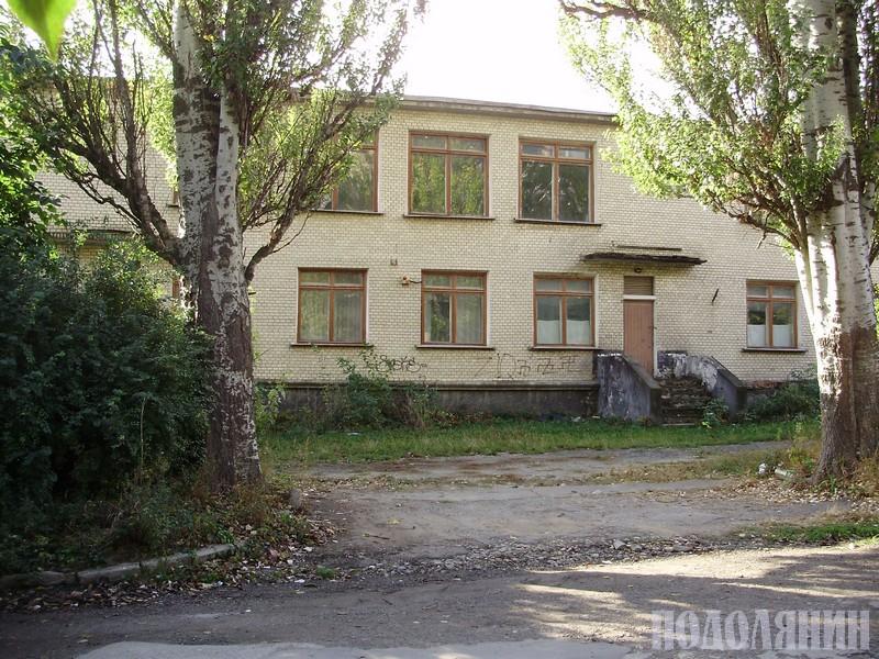 з Держбюджету отримано кошти на реконструкцію дитячого садка на вул.Тімірязєва, 130