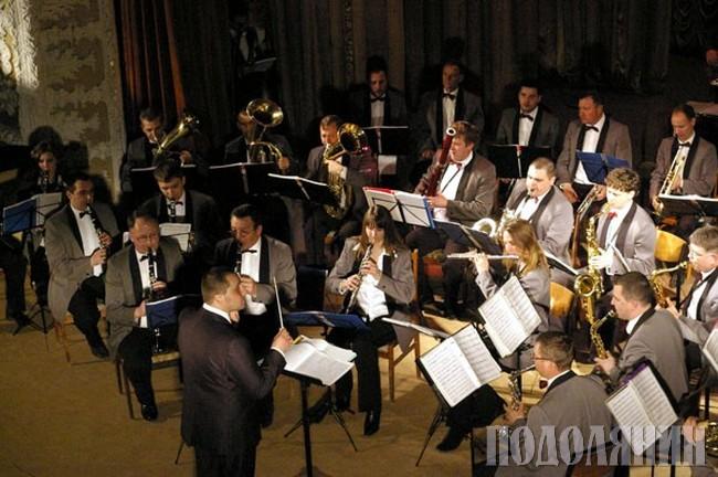 Хмельницький муніципальний духовий оркестр