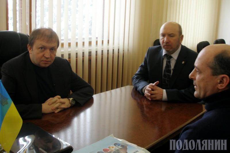 депутат України Василь ГОРБАЛЬ