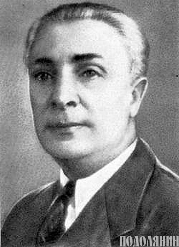 Біохімік Борис ЗБАРСЬКИЙ