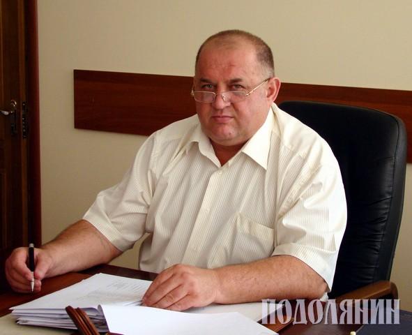 Олександром КАПУЩАКОМ