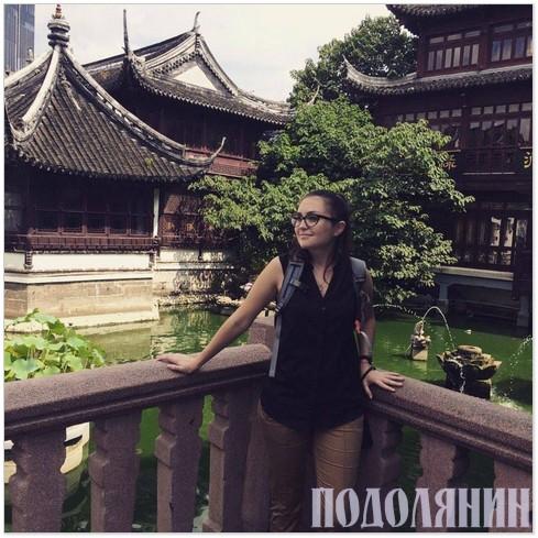 У Шанхайському «Старому місті»