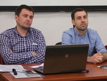 Олександр Іванов і Михайло Мартинюк