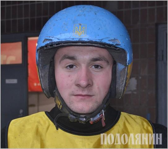Новий капітан  Вадим Касап