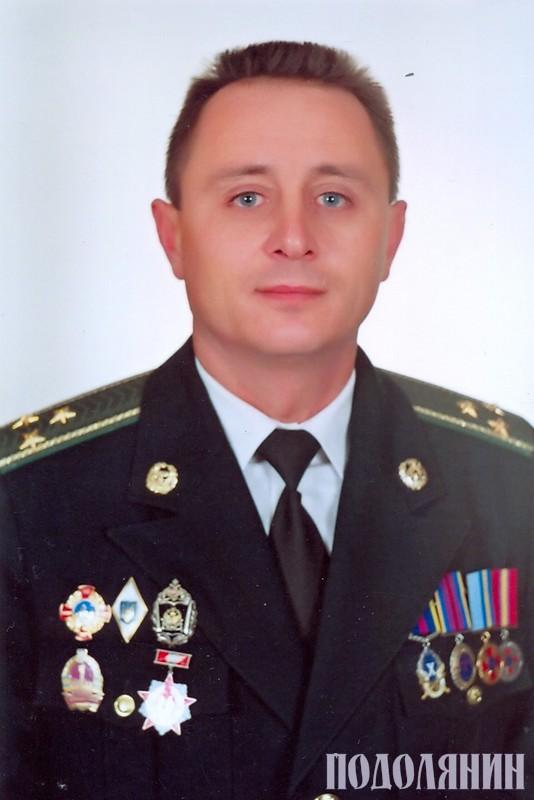 Степан ДАНИЩУК