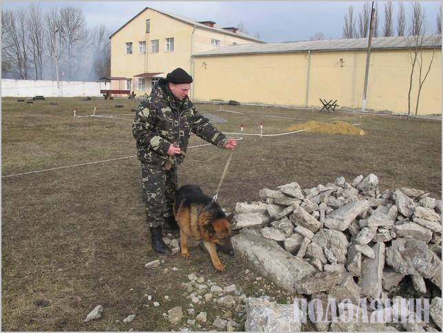 Під час навчання Юрій Байдуков із Ремом