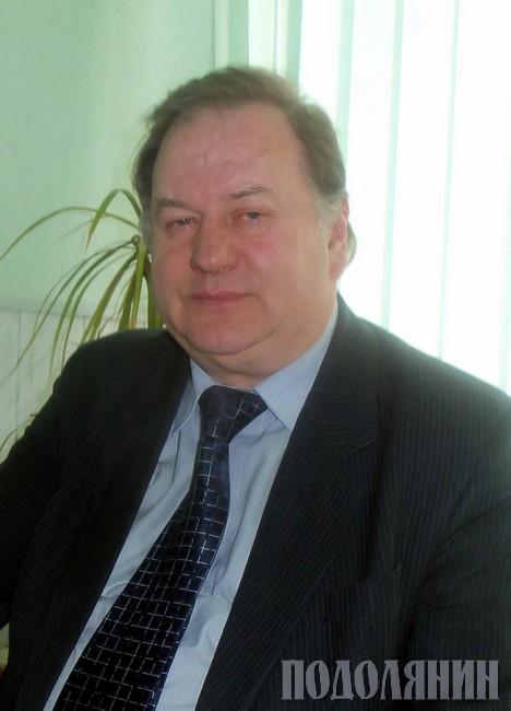 Василь СЛОБОДЯНЮК