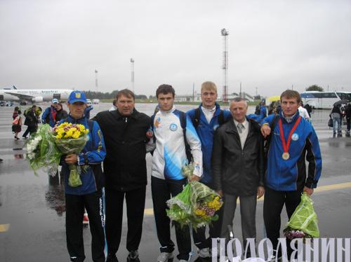 Петров і команда