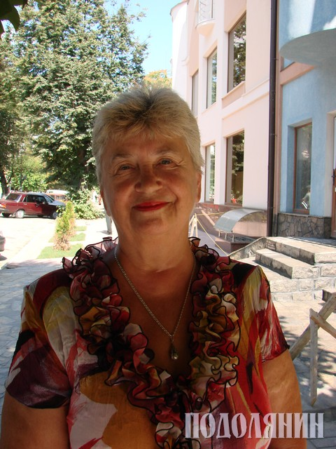 Валентина МИКОЛАЙЧУК