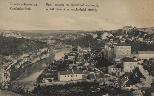 Військовий шпиталь у казармах фортеці. Фото початку XIX ст.