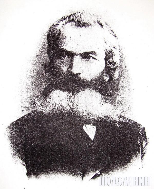 Михайло ГРЕЙМ