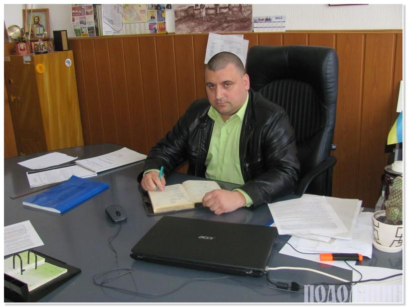 Начальник СКР Віктор ВІННІЧУК