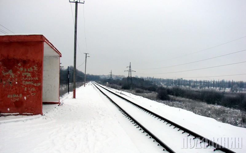 Залізнична зупинка «Цукровий завод»