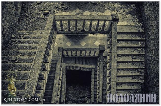 Фото Богдана Дацюка «Розкидані крихти історії»