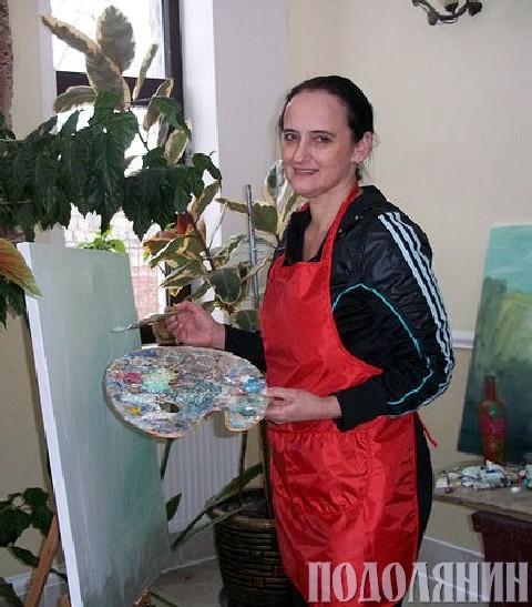 Валентина ВОЛОШИНА, голова фракції ВО «Батьківщина» в міській раді