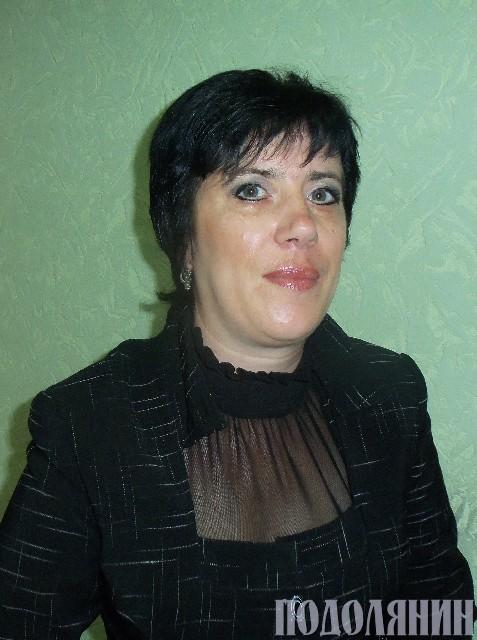 Лариса ВУСАТА