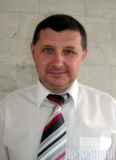 Микола НЕЧАЙ