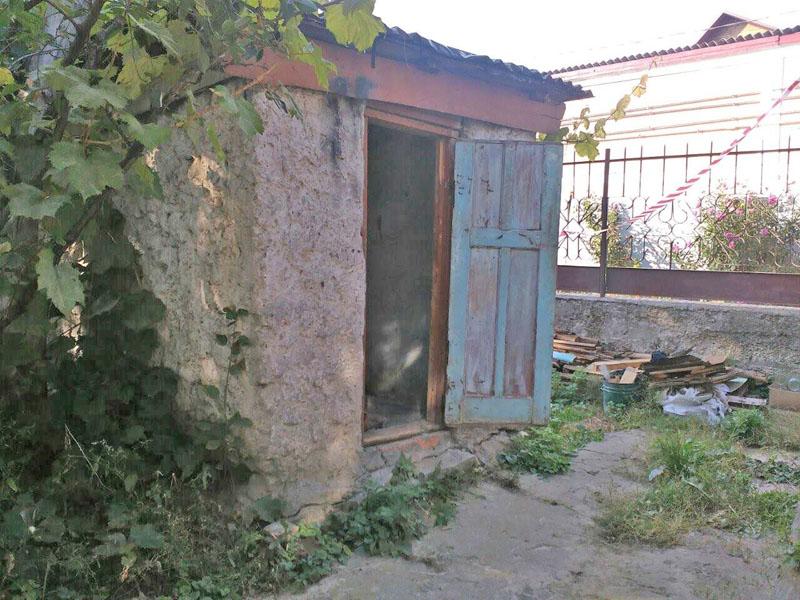 Підвалі приватного будинку на вул.Збарського
