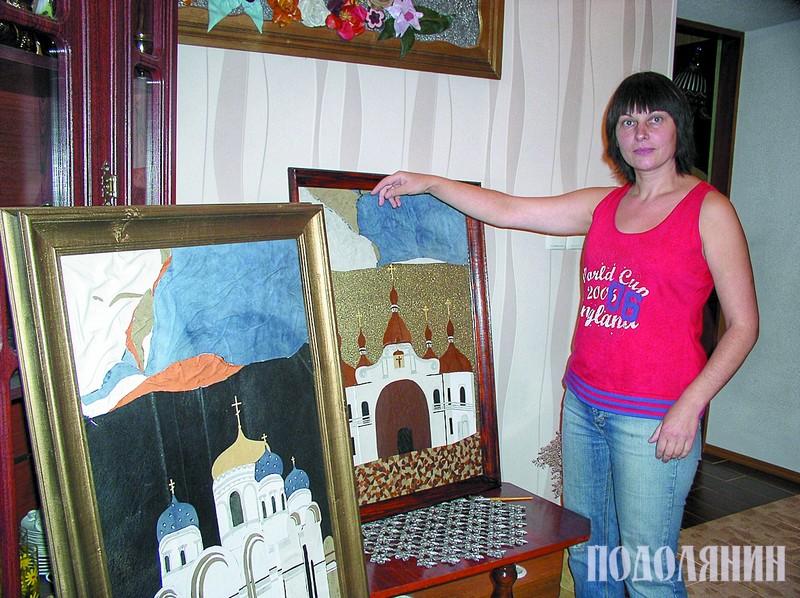 Людмила КОКУШ