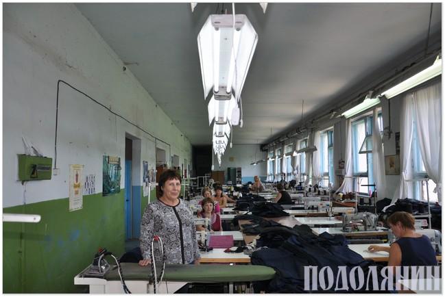 Швейна фабрика