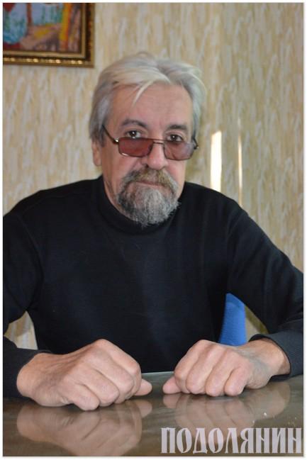Віктор ВОЙЦЕХОВСЬКИЙ.
