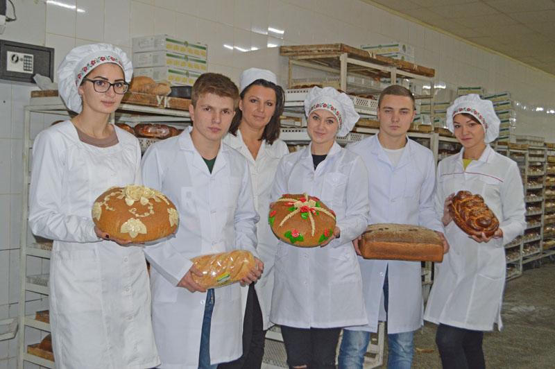 Під час практики на ТОВ «Український кристал»