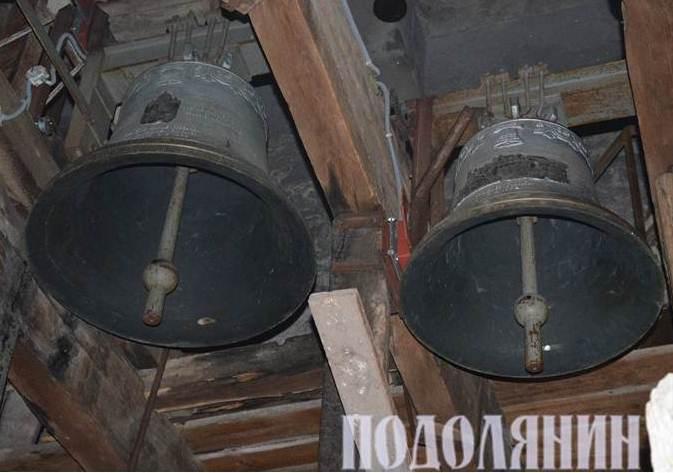 Дзвіниця Кафедрального костелу