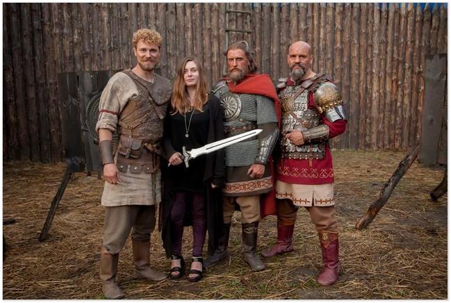 Тоня і три богатирі («Сторожова застава»)