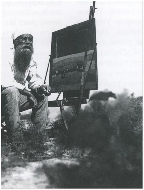 Сергій Світославський у Середній Азії.  1910-1911 роки