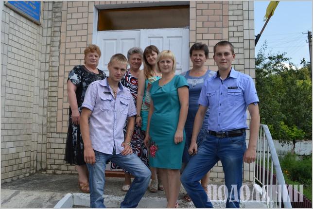 Молодий і активний колектив сільської ради
