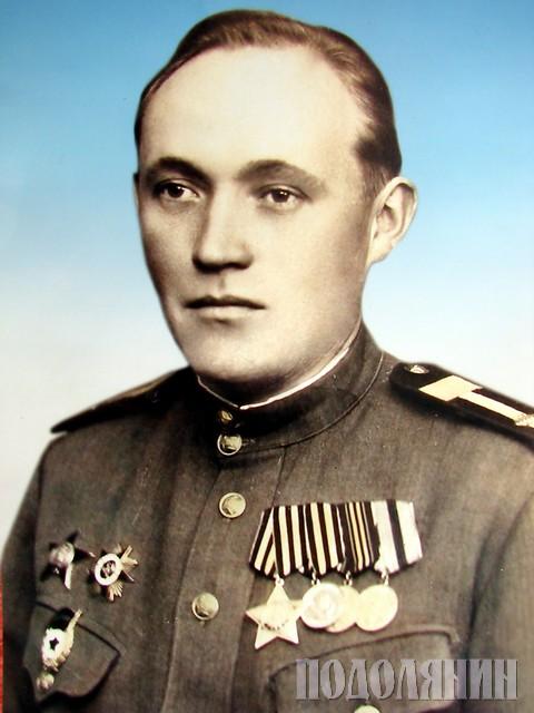 Олег ІОГАНСЕН
