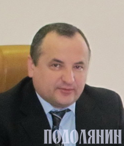 Голова РДА Михайло ЖЕЛІЗНИК