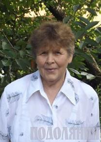Людмила БУРА