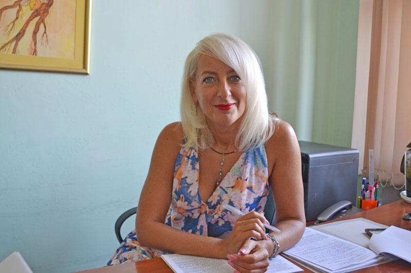 Завідувач відділу претензійно-позовної роботи юридичного управління міськради Ірина КУДЛА