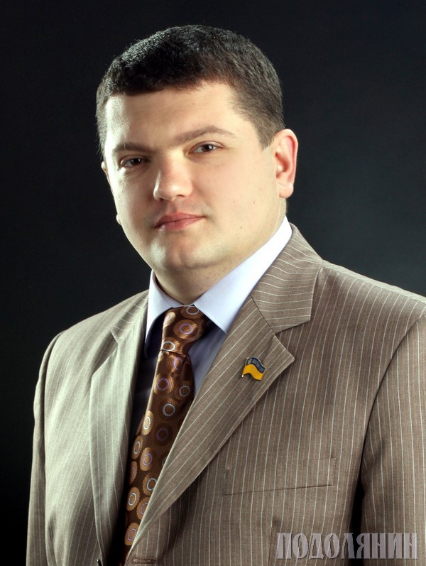 Андрій ГАМАЛІЙ
