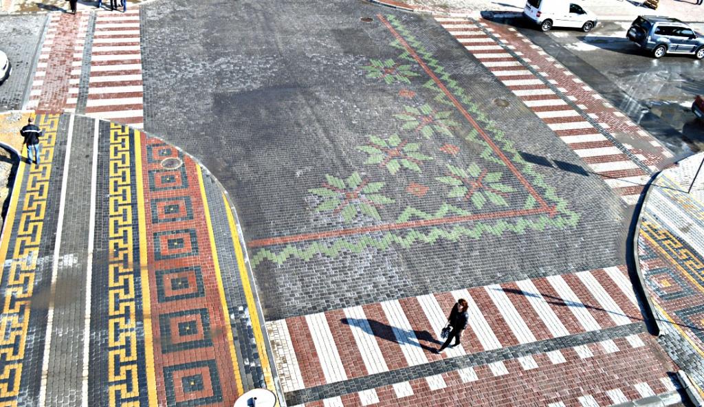Перехрестя вулиць Огієнка та Соборної