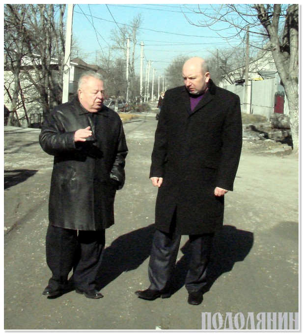 Володимир КРИЛОВ, Михайло СІМАШКЕВИЧ