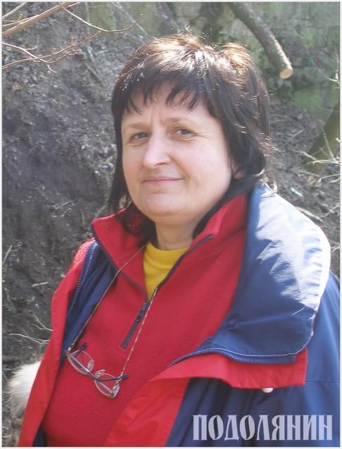 Тетяна Атаманюк