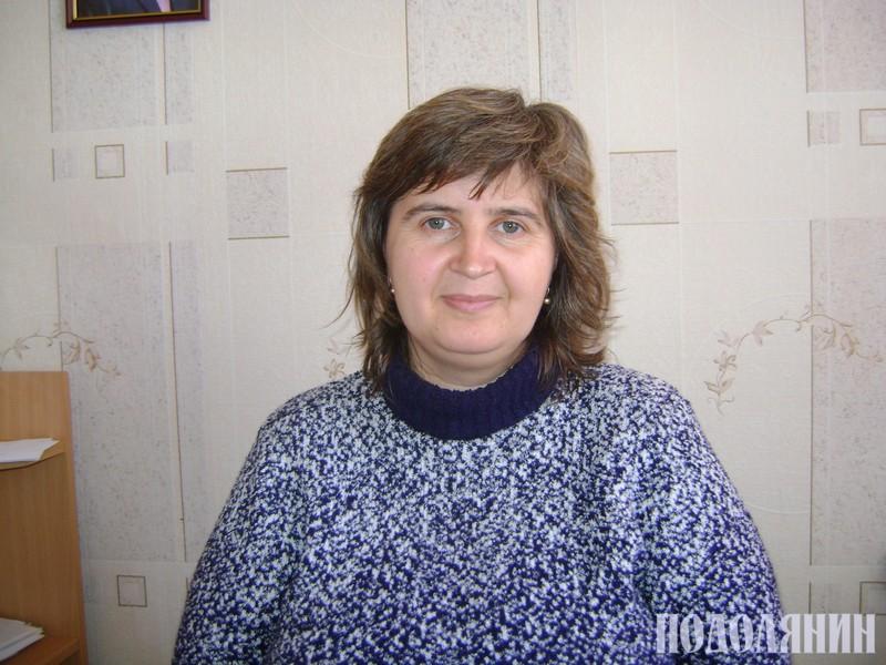 Людмила ВЕРШЕГРУК