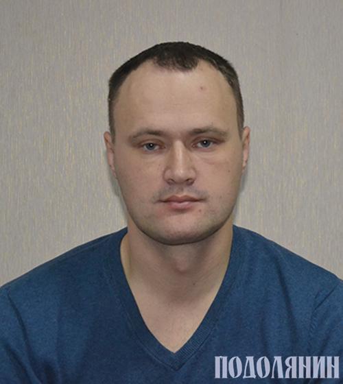 Дмитро Мазій