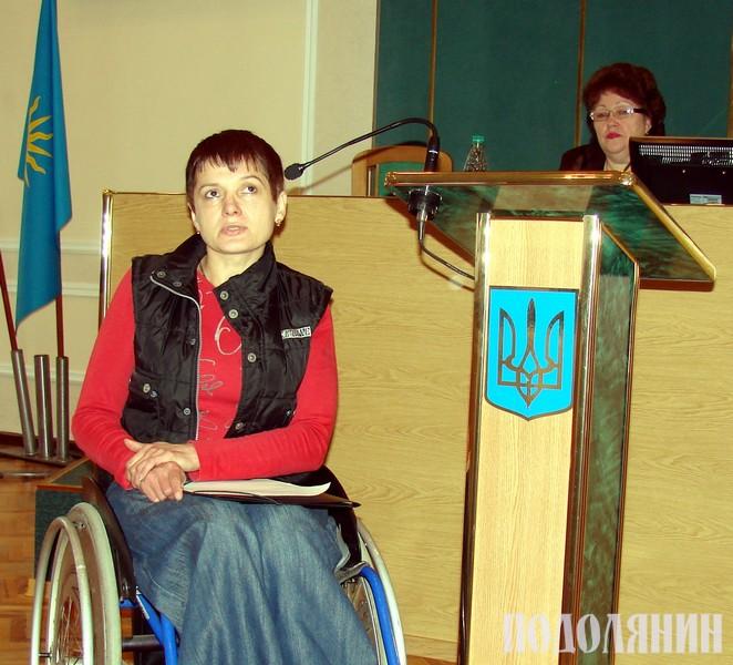 30 листопада у міськвиконкомі проходив круглий стіл, приурочений Міжнародному дню інвалідів