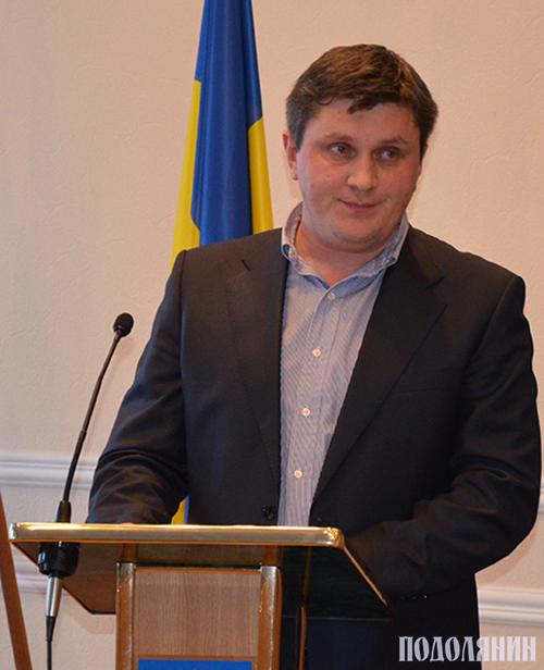 Олег Гільовський