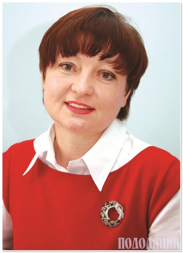 Валентина СТЕЛЬМАХ