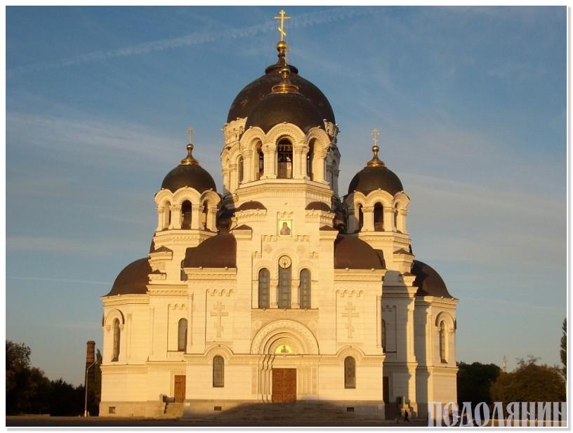 Храм-близнюк у Новочеркаську
