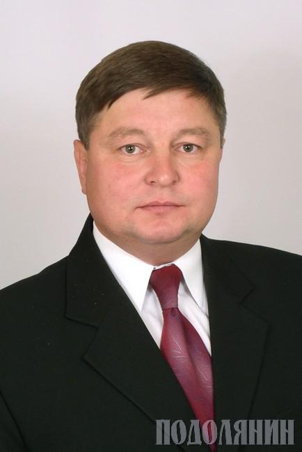 Олександр БОДНАР
