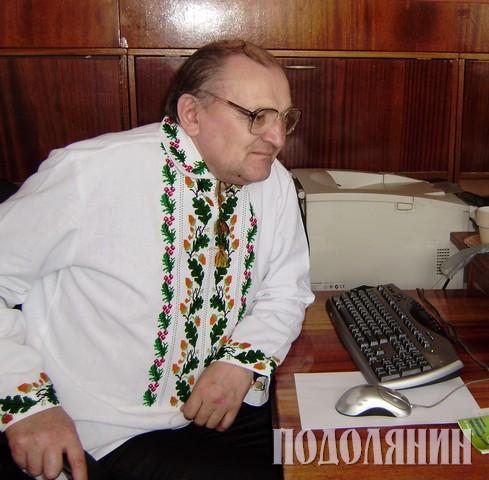 Микола ГОРДИНЧУК